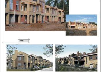 Блокированные жилые дома в г.Пермь